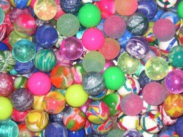 Маленькие мячики