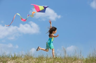 Launch a kite!