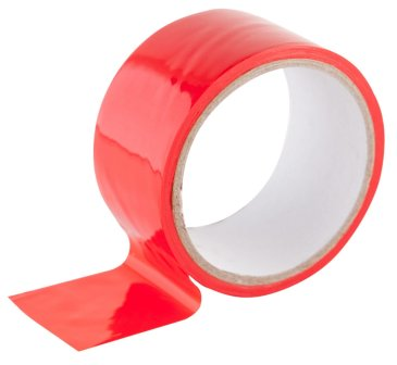 Play with sticky tape