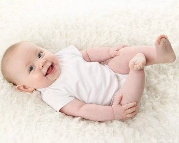 Рост и вес малыша в 6 месяцев