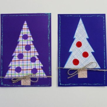 Make some Christmas Card for Relatives!