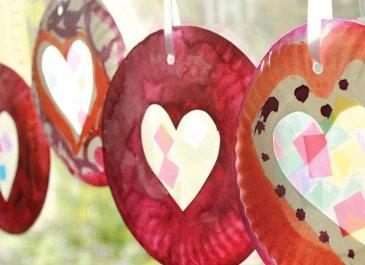 Три валентинки для самых любимых
