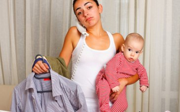 Housework vs Baby?