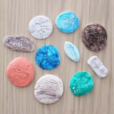 Make your own Fossils!
