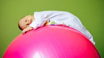 Choose an exercise ball
