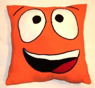 An emotional pillow