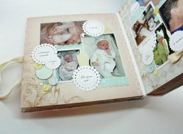 Print photos and make a photo album!
