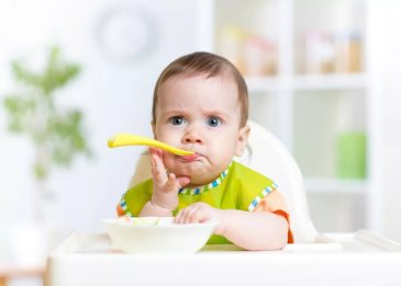 От чего зависит аппетит ребёнка