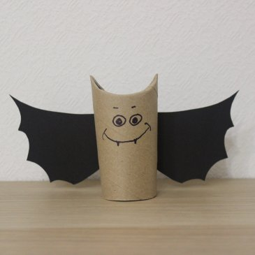 Cute Little Hand-Crafted Bat