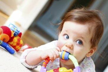 Organize your home for baby crawling