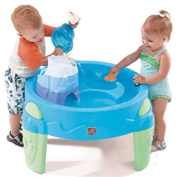 Игры с мокрыми игрушками