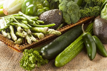 Vegetables for breastfeeding Moms