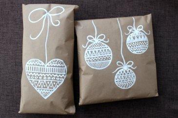 Как упаковать подарки на Новый год
