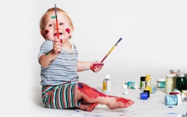 Painting for Infants