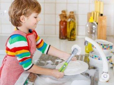 Домашние обязанности дошкольника