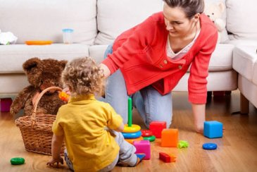 How to help your toddler