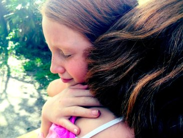 Попросите у ребёнка прощения
