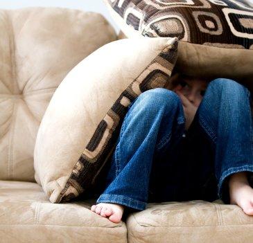 Как помочь ребёнку преодолеть страхи