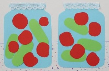"Make with your kid an applique ""Stocks for the winter"""