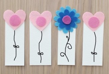Bookmarks using Felt
