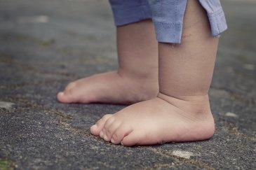 Послушные ножки