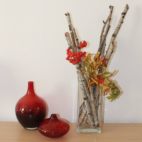 Decorate the interior with an Autumn Still Life