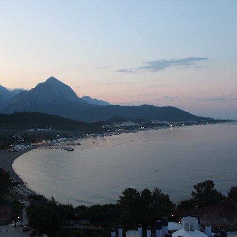 сфотографировать красивый пейзаж берег моря