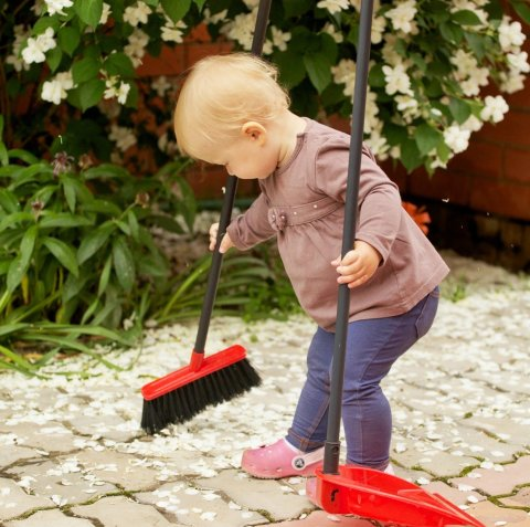 Teach your kid to clean up
