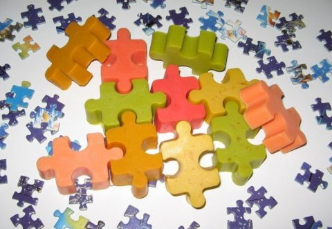 Playing with puzzles