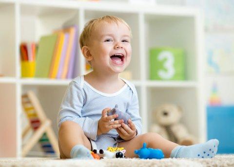 Комплекс упражнений для малышей в 2-2,5 года