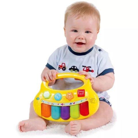 Картинка к занятию Игрушки для детей в 7 месяцев в Wachanga