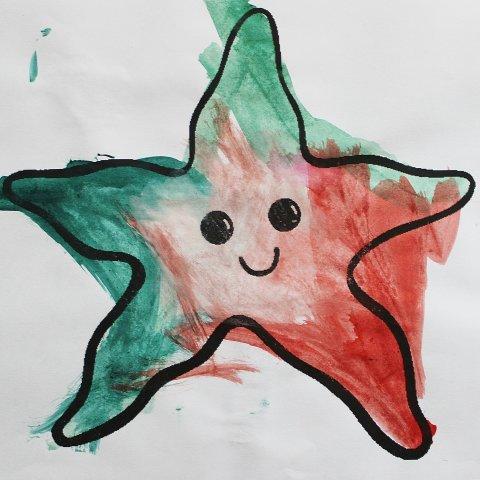 готовая раскраска для детей от 3 до 5 лет