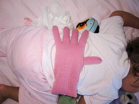 Игры с перчатками