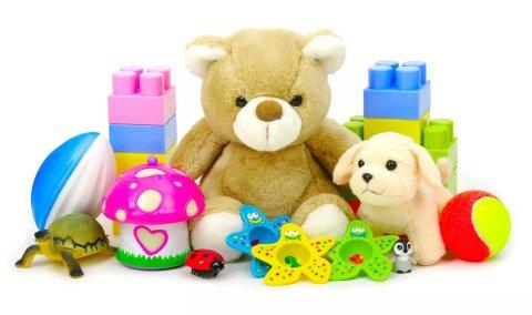 Картинка к занятию Набор игрушек в Wachanga