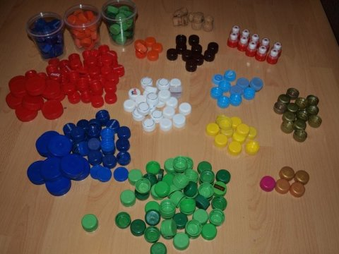Playing with caps
