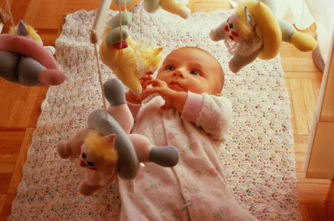 Dealing with your 1 month old baby