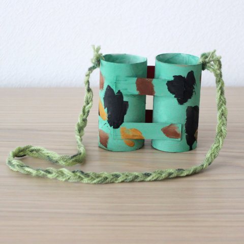 Activity picture for Binoculars - a great gift in Wachanga