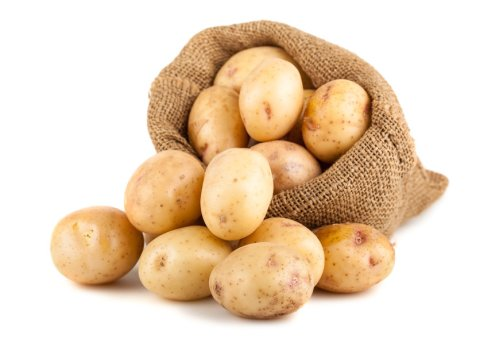 Explore and Play Games with Potatoes