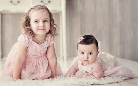 Сфотографируйте малыша с его братишками и сестричками