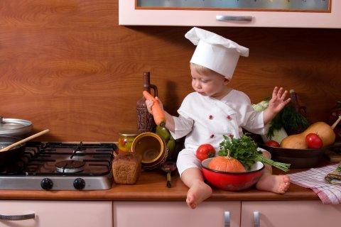 Игры на кухне