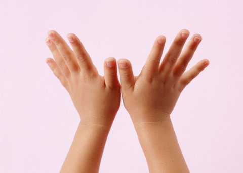 """Play the finger game """"Chickadees"""" with your kid"""