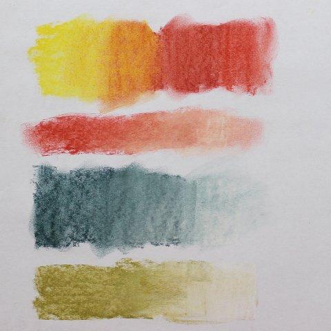 разные техники рисования пастелью навыки творчество
