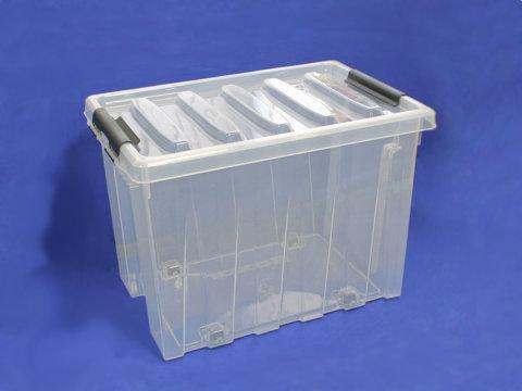 Поиграйте с прозрачной коробкой