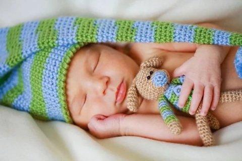 Картинка к занятию Сон двухмесячного малыша  в Wachanga