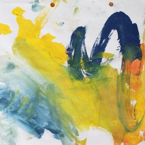 научите ребенка рисовать чтобы развить в нем творческие способности