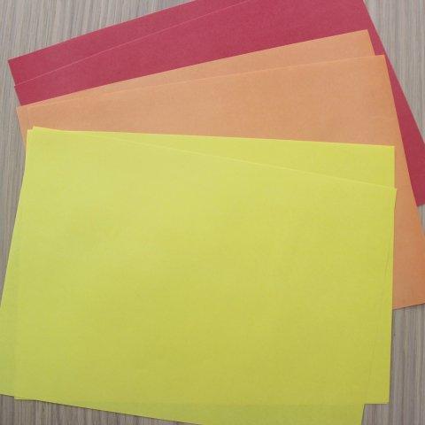 Картинка к занятию Осенние вытынанки из цветной бумаги в Wachanga
