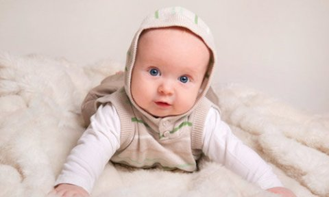 Your 4 months old baby
