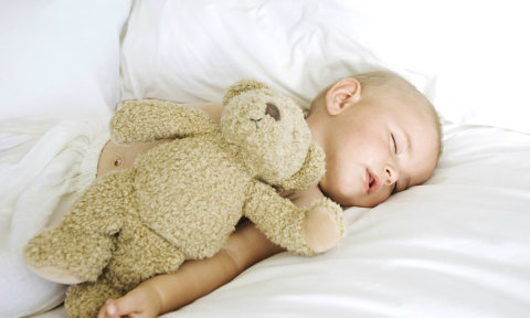 Картинка к занятию Сон ребенка в 4 месяца в Wachanga