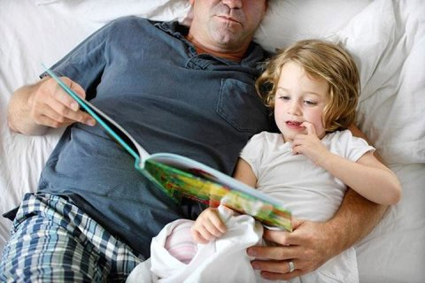 Go on reading with your kid