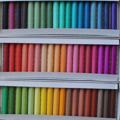 пастель для рисования